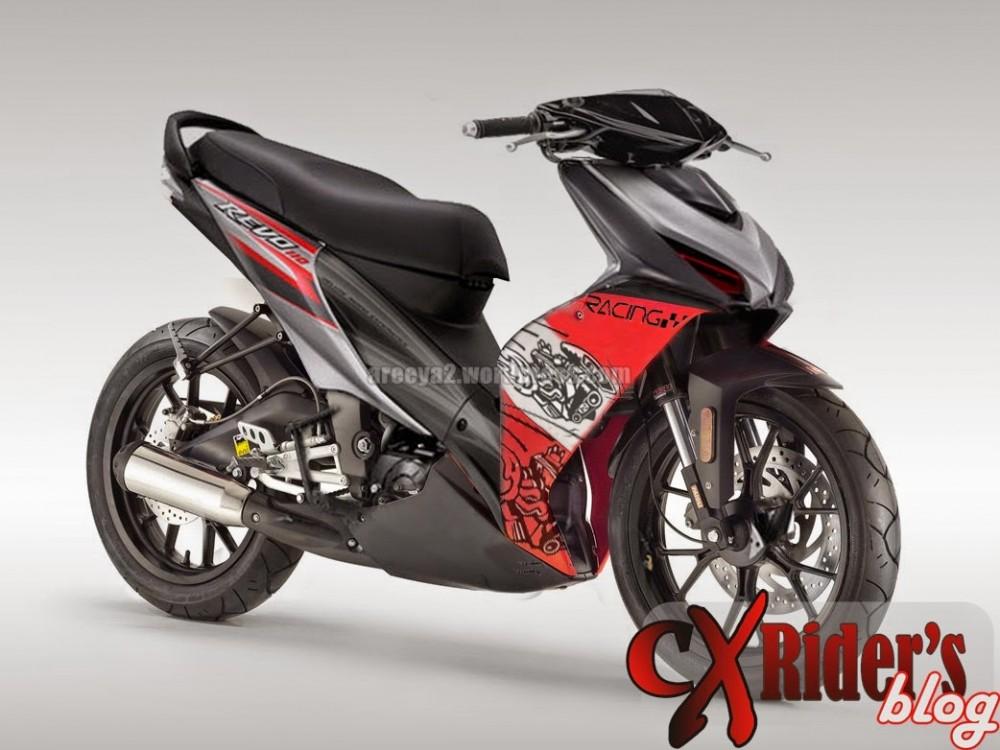 Wave S 110 nhung ban do cuc dep cua Indo - 3