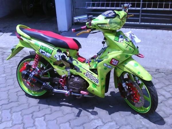 Wave S 110 nhung ban do cuc dep cua Indo - 7