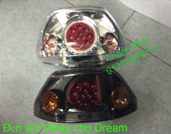 Xinhan kieu Rizoma Barracuda OXFORD cho xe PKL va xe Nho Den LED kieu den Xenon Domi Bong OSR - 17