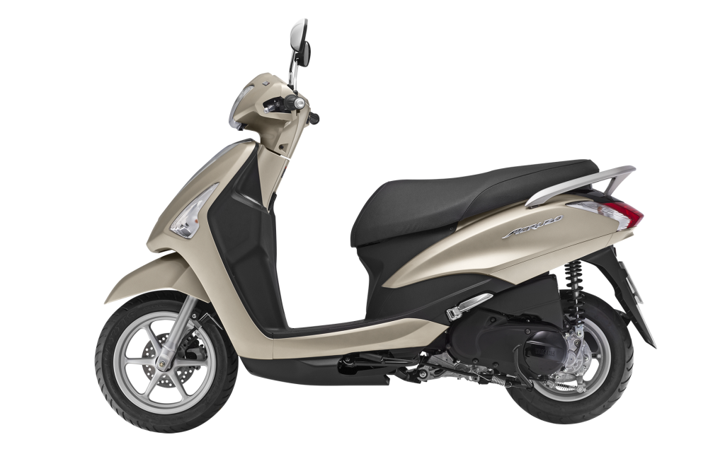 Danh gia Yamaha Acruzo 2015 Gia xe va chi tiet hinh anh - 16