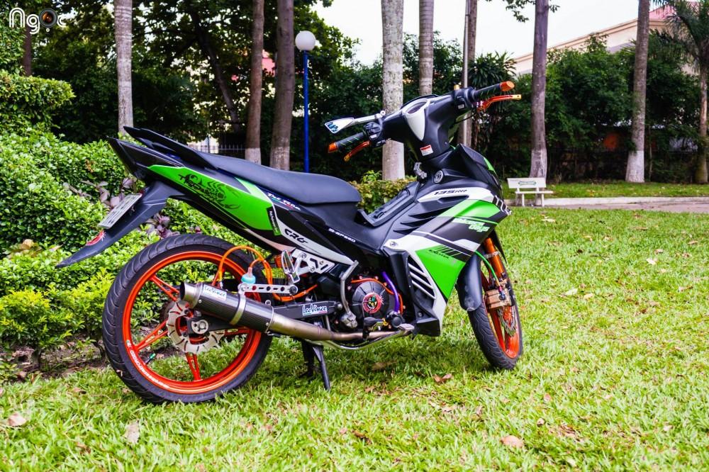 Yamaha Exciter do noi bat voi dan do choi kieng - 5