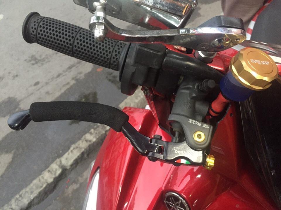 Yamaha Nouvo 4 do don gian nhung khong he don gian - 2
