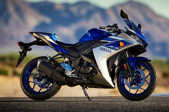 Yamaha R3 nhan lenh trieu hoi dau tien lien quan den chang 3
