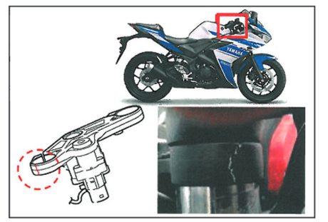 Yamaha R3 nhan lenh trieu hoi dau tien lien quan den chang 3 - 2