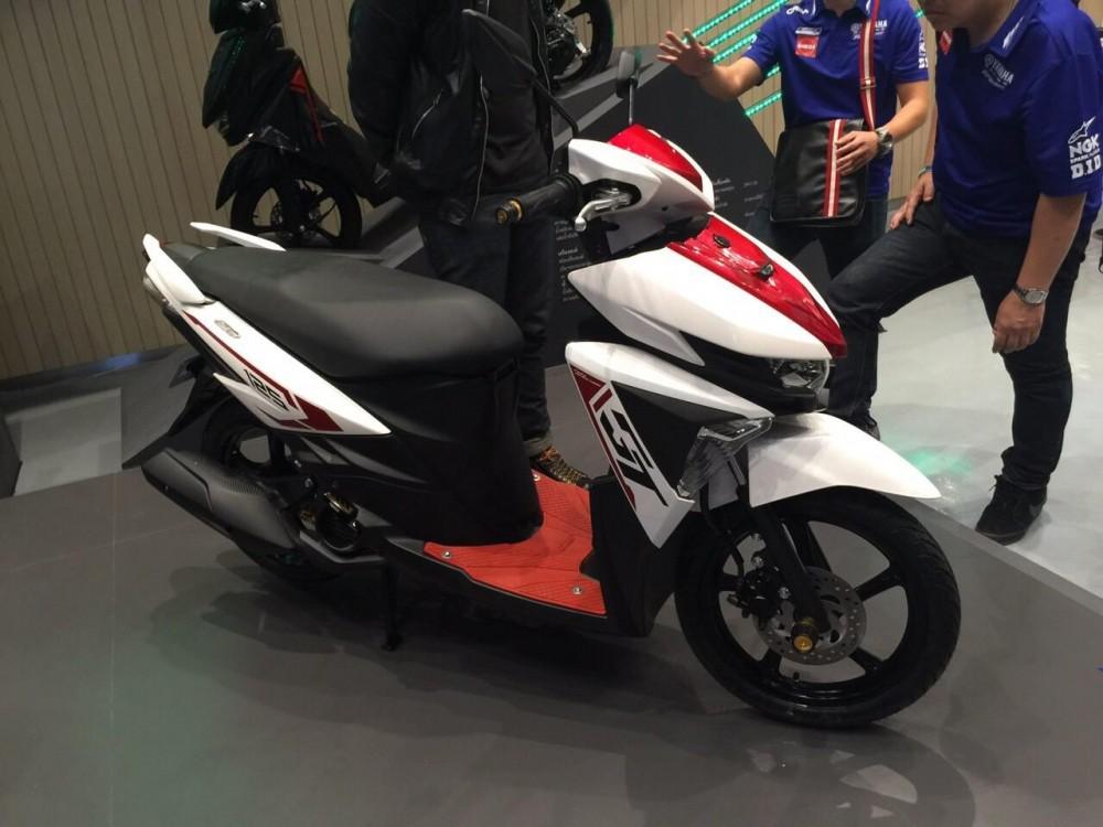 Yamaha Viet Nam gui thu moi chuan bi ra mat xe moi - 2