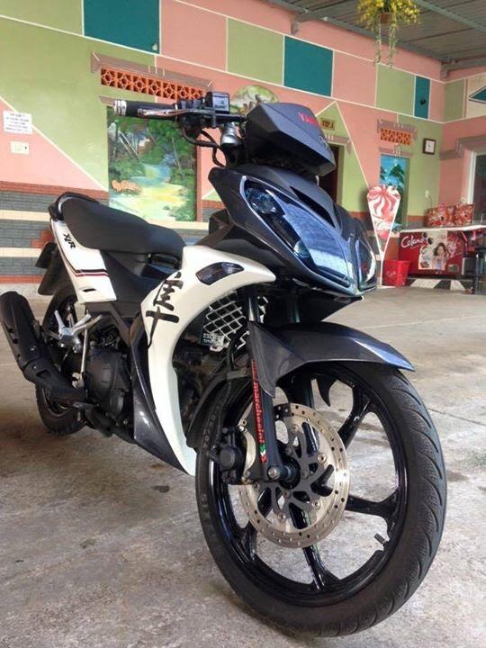 Yamaha x1r kieng doc phong cach gia sinh vien - 5