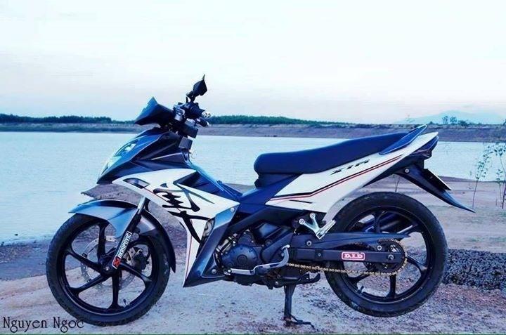 Yamaha x1r kieng doc phong cach gia sinh vien - 4
