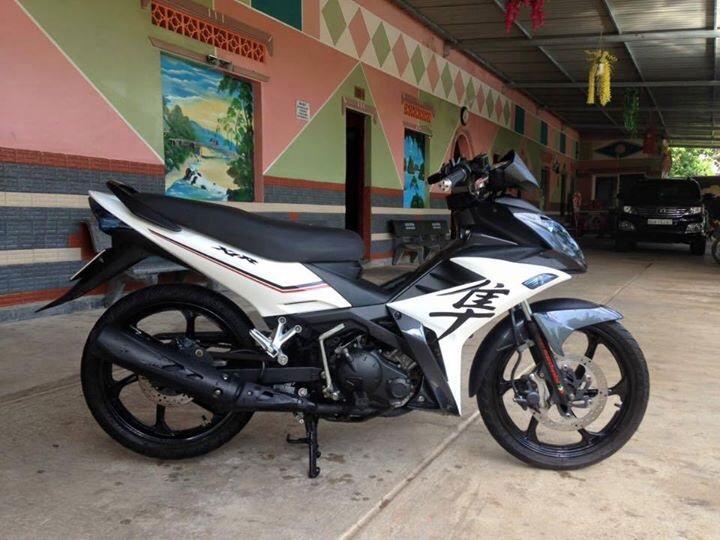 Yamaha x1r kieng doc phong cach gia sinh vien - 2