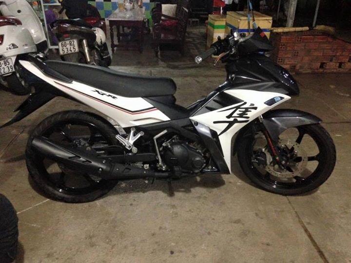 Yamaha x1r kieng doc phong cach gia sinh vien - 7