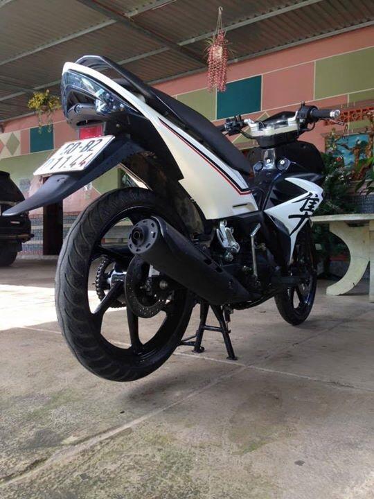 Yamaha x1r kieng doc phong cach gia sinh vien - 8