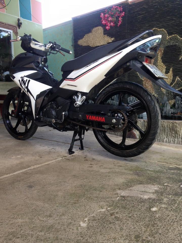 Yamaha x1r kieng doc phong cach gia sinh vien - 9