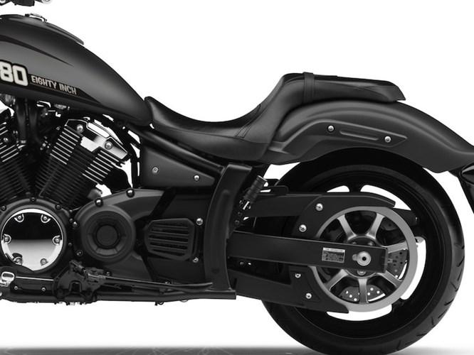 Yamaha XVS 1300 Custom ra mat phien ban dac biet 2016 - 4
