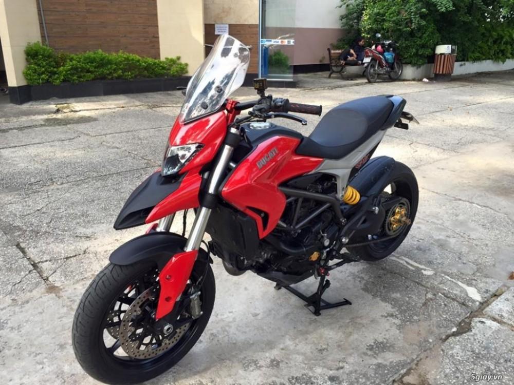 Ban Ducati Hyperstrada 821 Date 2014 xe zin 16k3 USD con TL - 2