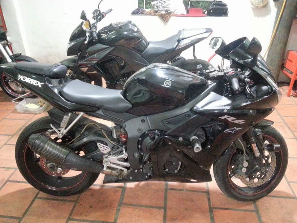 Ban moto R6s