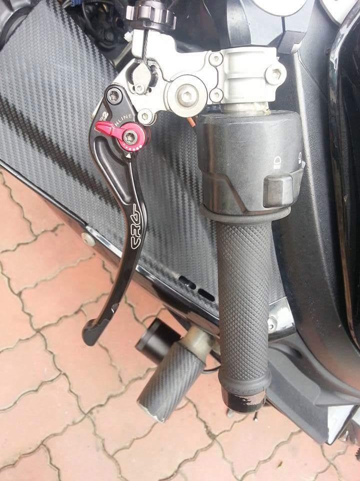 Ban moto R6s - 3