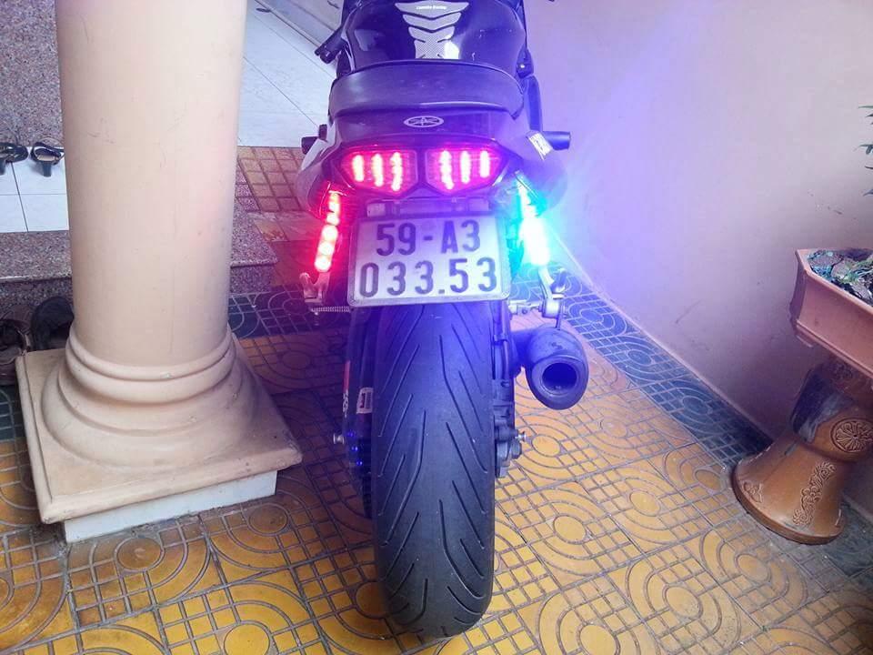 Ban moto R6s - 6