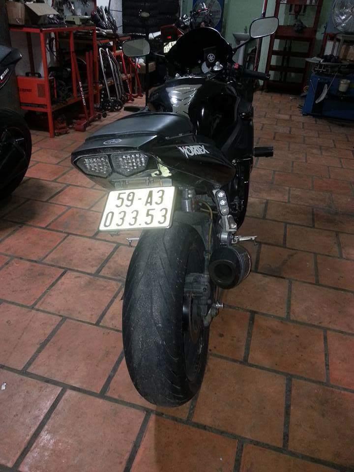 Ban moto R6s - 7