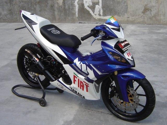 Bo anh exciter do dep cua biker Indonesia - 4