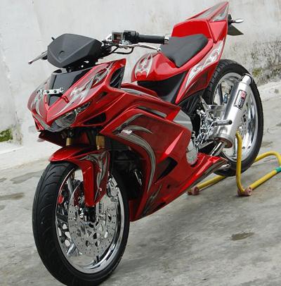 Bo anh exciter do dep cua biker Indonesia - 6