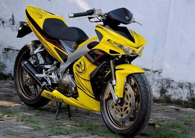 Bo anh exciter do dep cua biker Indonesia - 7