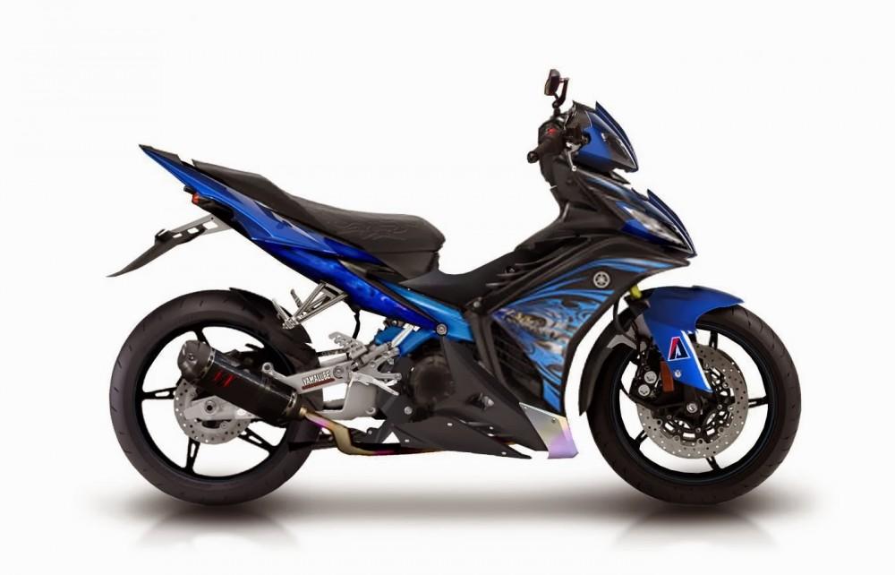 Bo anh exciter do dep cua biker Indonesia - 5