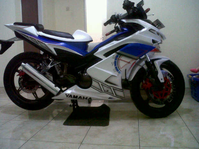 Bo anh exciter do dep cua biker Indonesia - 11