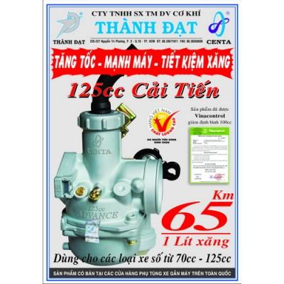 Bo Che Hoa Khi Binh Xang Con Centa xe gan may cac loai Thanh Dat - 14