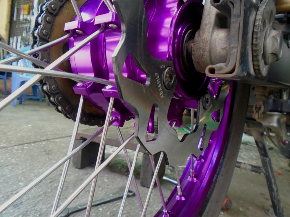 Cam dum nien Osaki Yokohama Biker Racingboy - 3