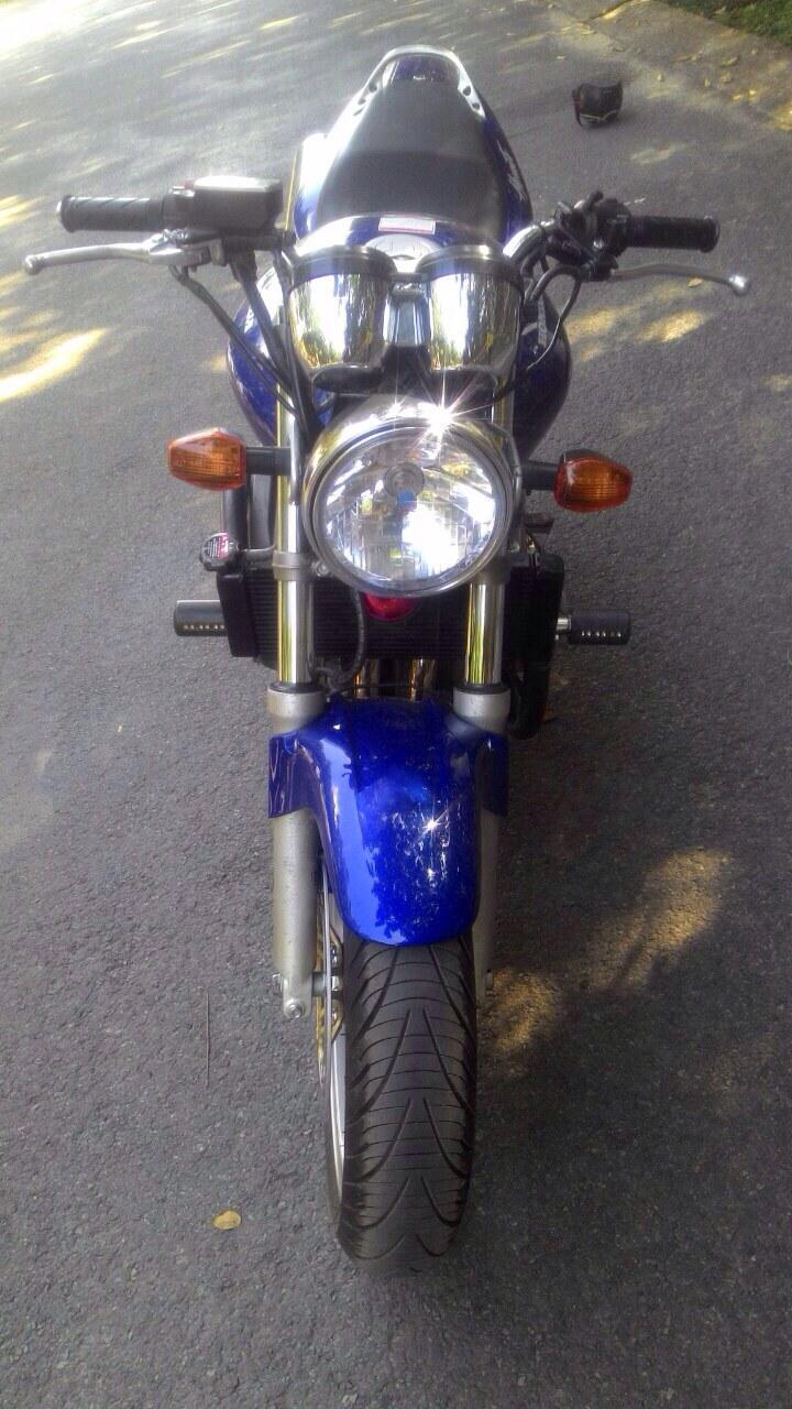 can ban honda hornet 600cc - 6