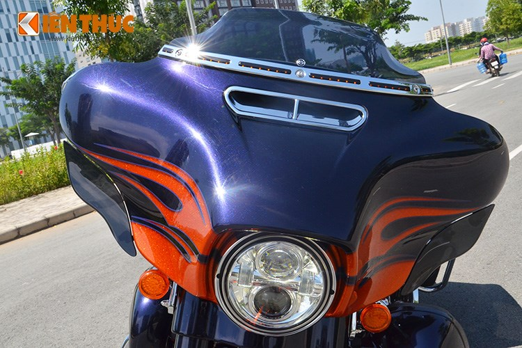 Can canh HarleyDavidson CVO Street Glide 2015 gia 16 ty dong tai Viet Nam - 5