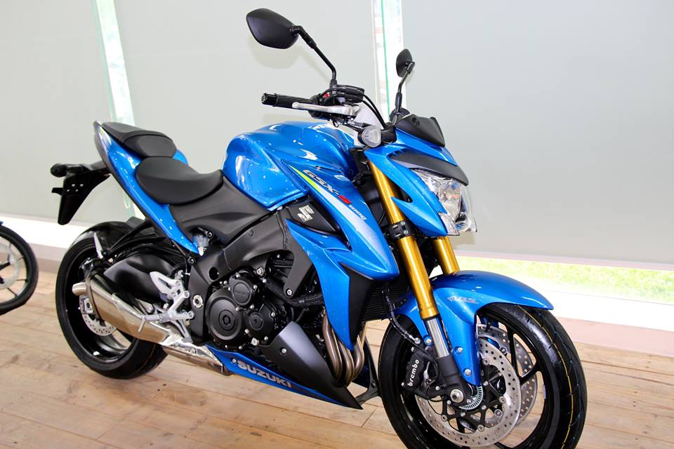 Can canh Suzuki GSXS1000 duoc ban chinh hang tai Viet Nam tu thang 012016
