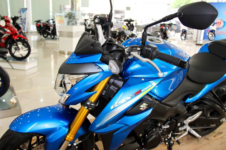 Can canh Suzuki GSXS1000 duoc ban chinh hang tai Viet Nam tu thang 012016 - 4