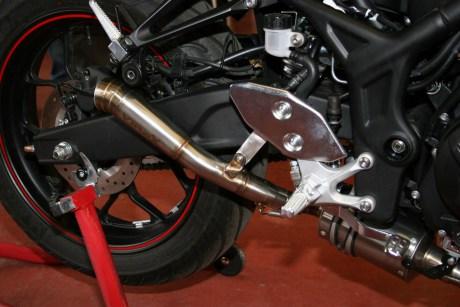 Can canh Yamaha R3 do he thong Turbo - 5