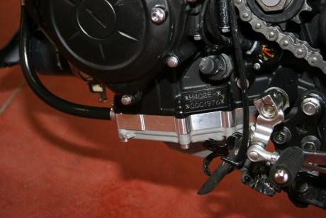 Can canh Yamaha R3 do he thong Turbo - 6