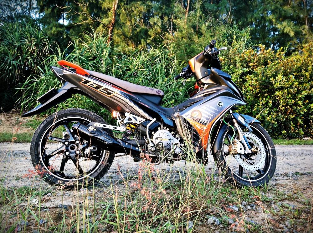 Cap doi Exciter 135 do mot gap ham ho cua chang trai Quang Ngai - 6