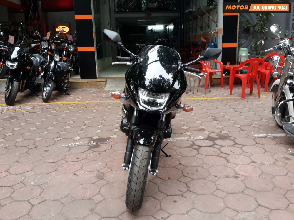 CB400 Bol dor 2015 cang nhin cang me met - 6