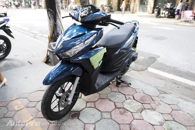 Chi tiet Honda Click 125i Thai gia ngang ngua SH Mode tai Ha Noi - 3