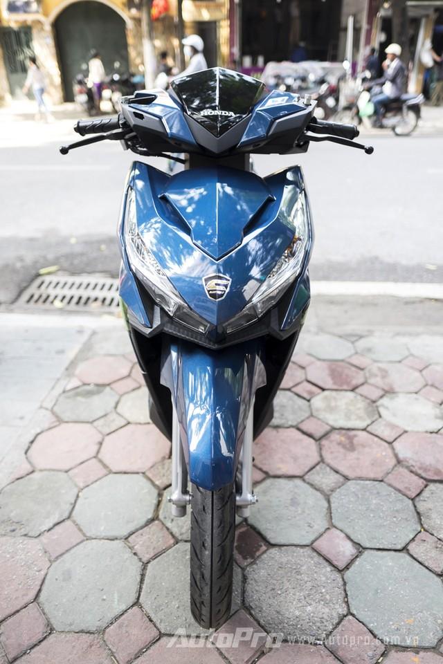 Chi tiet Honda Click 125i Thai gia ngang ngua SH Mode tai Ha Noi - 4