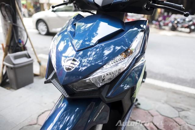 Chi tiet Honda Click 125i Thai gia ngang ngua SH Mode tai Ha Noi - 6
