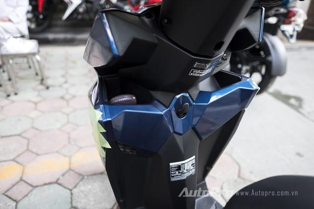 Chi tiet Honda Click 125i Thai gia ngang ngua SH Mode tai Ha Noi - 9