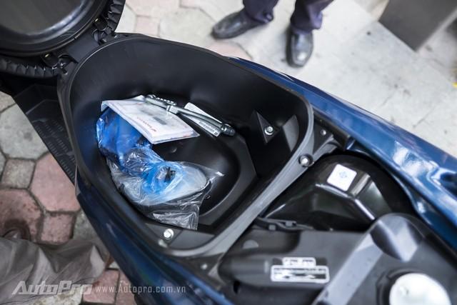 Chi tiet Honda Click 125i Thai gia ngang ngua SH Mode tai Ha Noi - 13