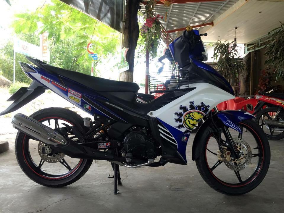Chiec exciter Kieng nhe giao luu cung AE - 4