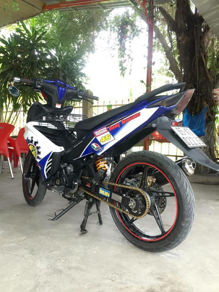 Chiec exciter Kieng nhe giao luu cung AE - 5