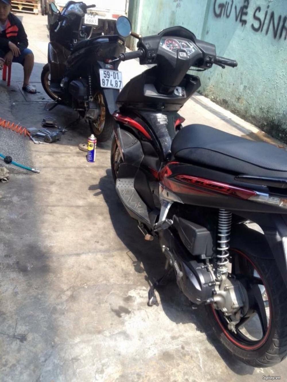 Chuyen Do Noi Xe Tay Ga Full Noi Noi Zin Bao Duong Ve Sinh Noi Cho Yamaha Honda Piago - 14
