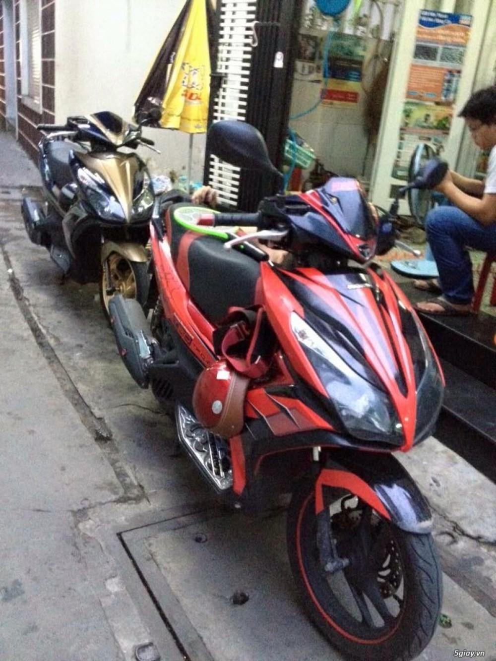 Chuyen Do Noi Xe Tay Ga Full Noi Noi Zin Bao Duong Ve Sinh Noi Cho Yamaha Honda Piago - 12