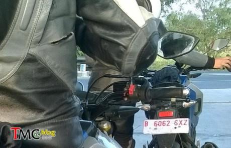 Cum cong tac Yamaha MT15 su dung chung voi MT07