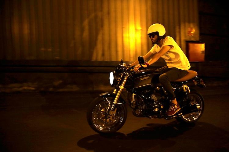 Ducati GT1000 do cuc chat voi mot phong cach noi loan