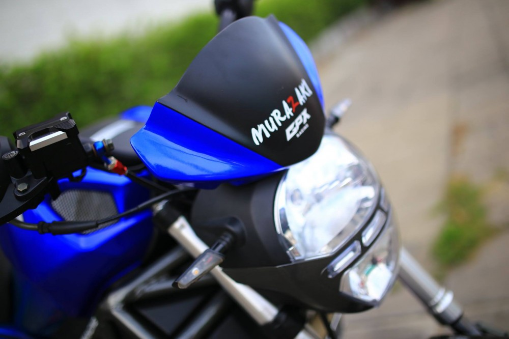 Ducati Mini do phong cach cung dan do choi kieng - 2