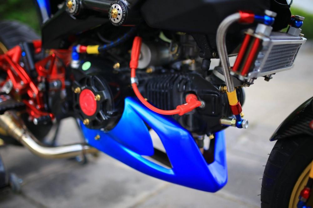 Ducati Mini do phong cach cung dan do choi kieng - 5