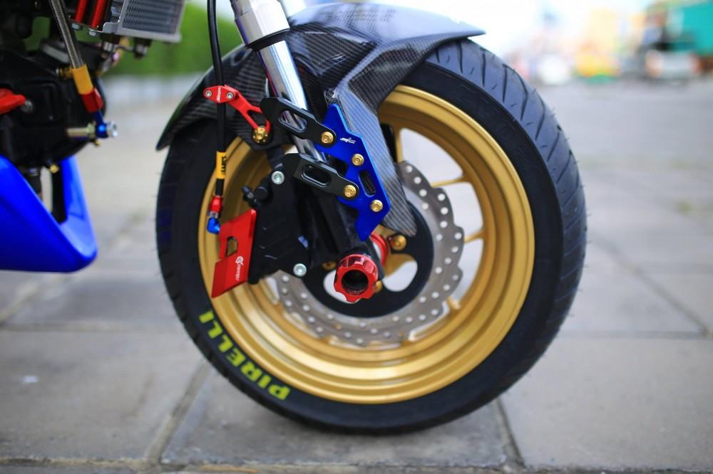 Ducati Mini do phong cach cung dan do choi kieng - 6